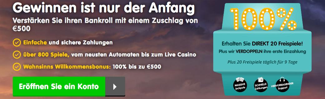 Casino Room Recensie