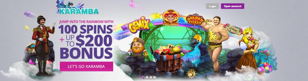 Karamba.com Online Casino