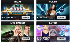NetBet.com Online Casino