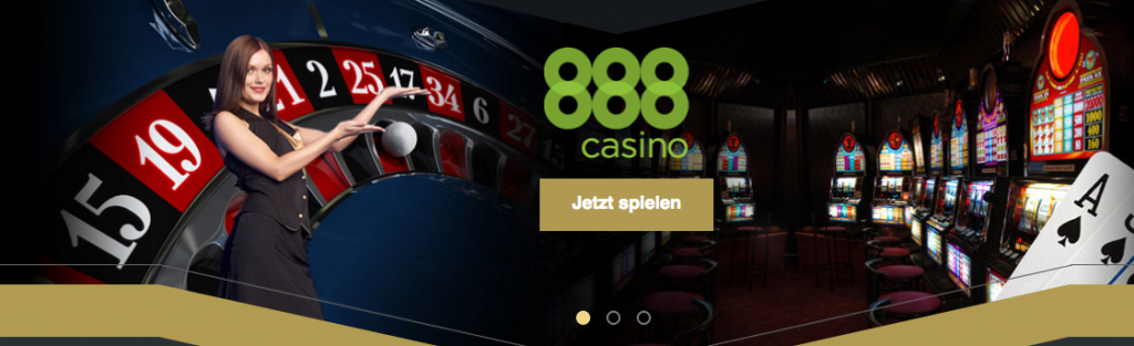 casino 888 heeft uiteraard ook een voortreffend